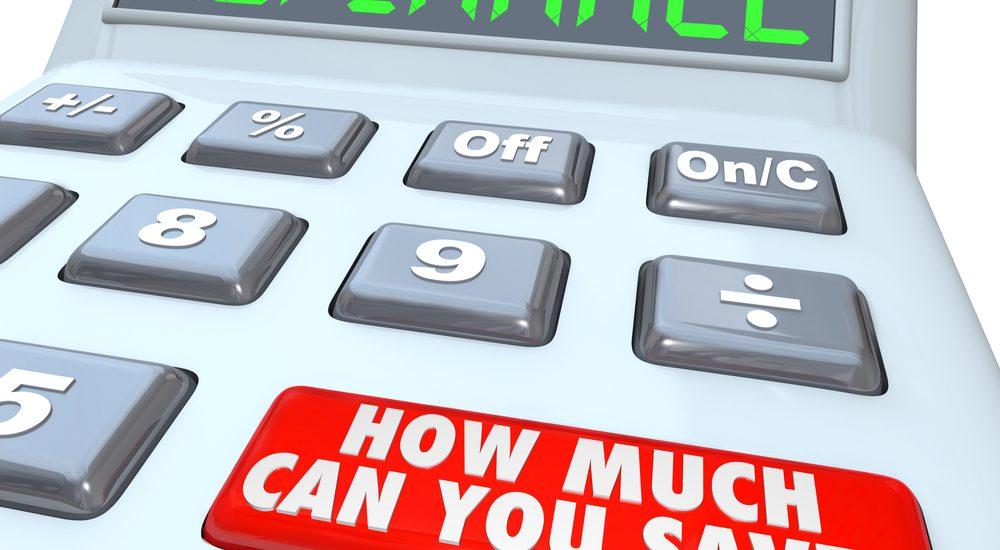 Image of home loan refinance calculator